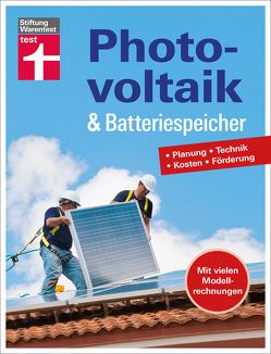 Photovoltaik & Batteriespeicher von Schroeder,  Wolfgang