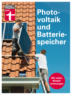 Photovoltaik und Batteriespeicher von Seltmann,  Thomas