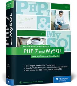 PHP 7 und MySQL von Hauser,  Tobias, Wenz,  Christian