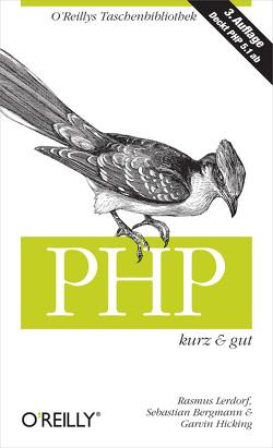 PHP kurz & gut von Bergmann,  Sebastian, Lerdorf,  Rasmus