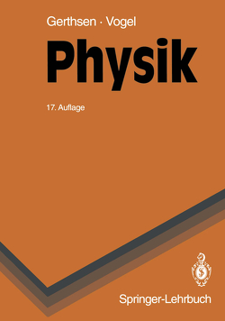 Physik von Gerthsen,  K., Vogel,  H.