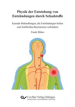 Physik der Entstehung von Entzündungen durch Schadstoffe in der Nahrung, in den Zahnfleischtaschen und von schädlichen Bakterien am Beispiel der rheumatoiden Arthritis von Mitter,  Frank