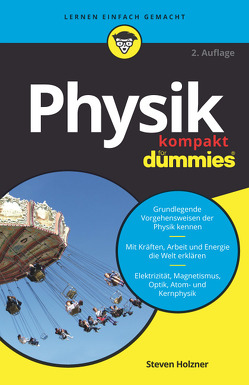 Physik kompakt für Dummies von Holzner,  Steven