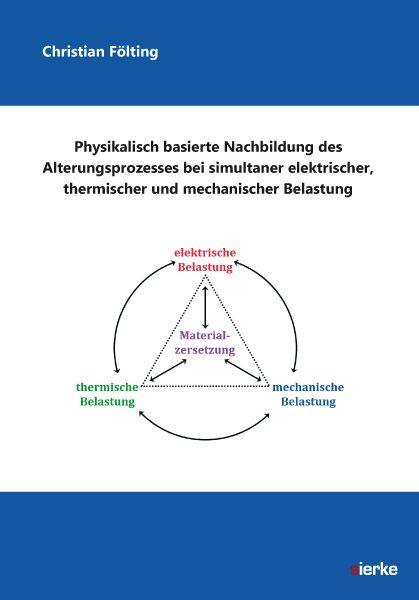 Physikalisch basierte Nachbildung des Alterungsprozesses bei simultane