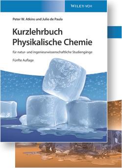 Physikalische Chemie von Atkins,  Peter W., de Paula,  Julio, Hartmann,  Cord, Smith,  David