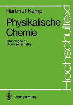 Physikalische Chemie von Kamp,  Hartmut