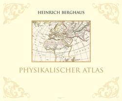 Physikalischer Atlas von Berghaus,  Heinrich, Weigel,  Petra
