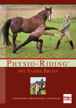 Physio-Riding mit Sabine Bruns von Bruns,  Sabine