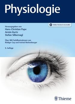 Physiologie von Kurtz,  Armin, Pape,  Hans-Christian, Silbernagl,  Stefan