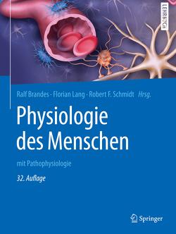 Physiologie des Menschen von Brandes,  Ralf, Lang,  Florian, Schmidt,  Robert F.