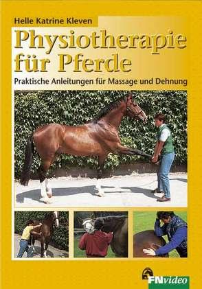 Physiotherapie für Pferde von Kleven,  Helle K