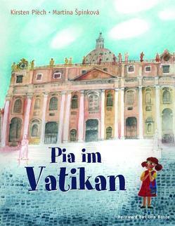Pia im Vatikan von Piëch,  Kirsten, Spinkova,  Martina