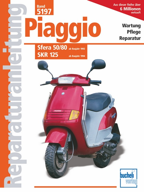 piaggio sfera 50 80 ab baujahr 1992 skr 125 ab baujahr. Black Bedroom Furniture Sets. Home Design Ideas