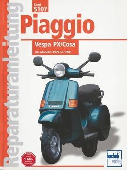 Piaggio Vespa PX / Cosa alle Modelle 1959 bis 1998