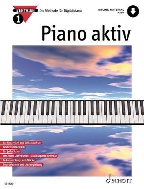 Piano aktiv von Benthien,  Axel