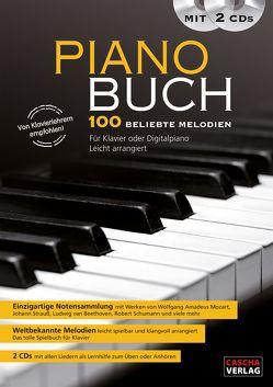 Piano Buch 100 beliebte Melodien