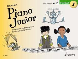 Piano Junior: Duettbuch 1 von Heumann,  Hans Günter, Leopé