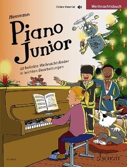 Piano Junior: Weihnachtsbuch von Heumann,  Hans Günter, Leopé