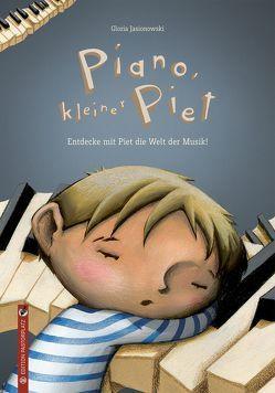 Piano, kleiner Piet von Jasionowski,  Gloria