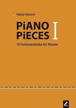 Piano Pieces I von Reinsch,  Tobias