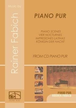 PIANO PUR von Fabich,  Dr. Rainer