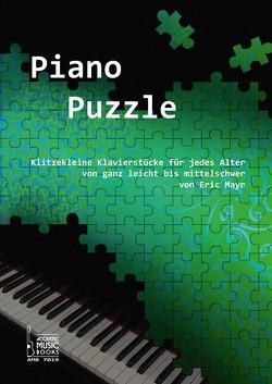 Piano Puzzle von Mayr,  Eric