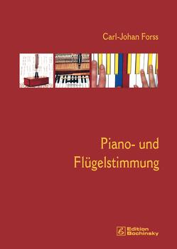 Piano- und Flügelstimmung von Forss,  Carl J