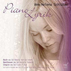 PianoLyrik von Schlüter,  Ann-Helena