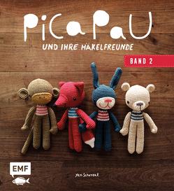 Pica Pau und ihre Häkelfreunde – Band 2 von Schenkel,  Yan