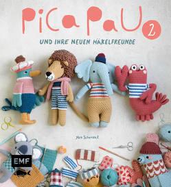 Pica Pau und ihre neuen Häkelfreunde von Schenkel,  Yan