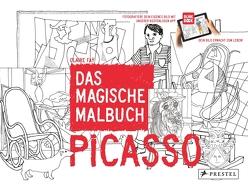 Picasso. Das magische Malbuch von Faÿ,  Claire, Leik,  Angelika