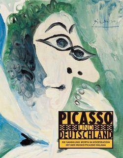 Picasso und Deutschland von Lebrero Stals,  José, Weber,  C. Sylvia