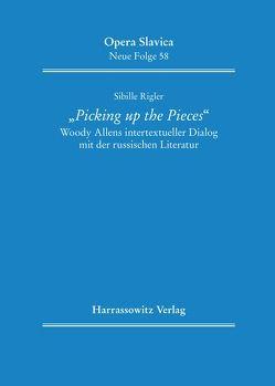 """Picking up the Pieces"" von Rigler,  Sibille"