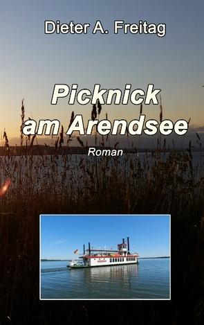 Picknick am Arendsee von Freitag,  Dieter A.