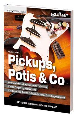 Pickups, Potis & Co. von Lemme,  Helmuth