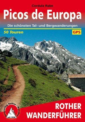 Picos de Europa (E-Book) von Rabe,  Cordula