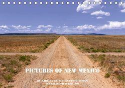 Pictures of New Mexico (Tischkalender 2019 DIN A5 quer) von Roth,  Martina