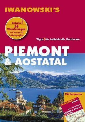 Piemont & Aostatal – Reiseführer von Iwanowski von Gruber,  Sabine, Zade,  Ralph