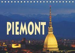 Piemont (Tischkalender 2019 DIN A5 quer) von LianeM