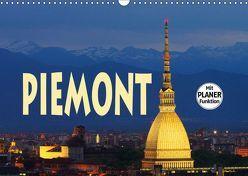 Piemont (Wandkalender 2019 DIN A3 quer) von LianeM