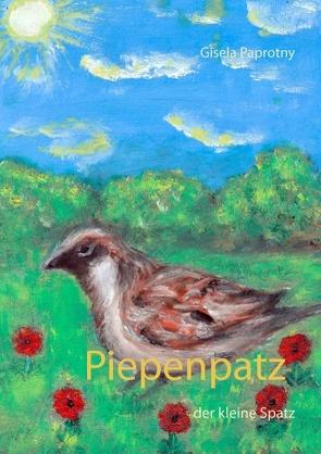 Piepenpatz von Paprotny,  Gisela