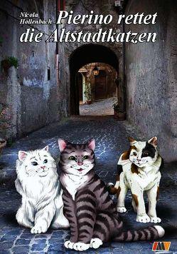 Pierino rettet die Altstadtkatzen von Hollenbach,  Nicola