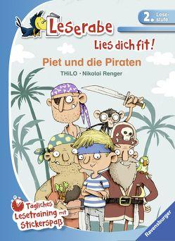 Piet und die Piraten von Renger,  Nikolai, THiLO