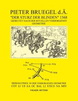 """Pieter Bruegel d.Ä. """"Der Sturz der Blinden"""" 1568 von Ritters,  Volker"""
