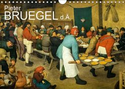 Pieter Bruegel d.Ä. (Wandkalender 2019 DIN A4 quer) von Bartek,  Alexander