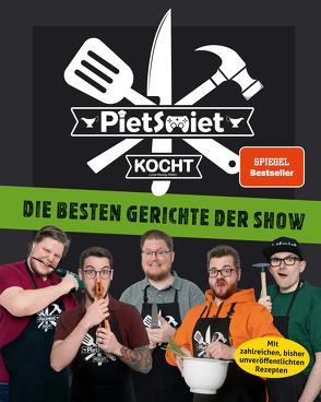 PietSmiet kocht. Die besten Gerichte der Show von PietSmiet