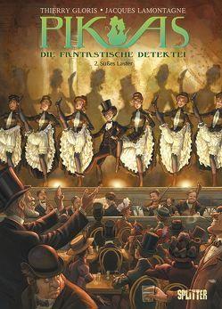 Pik As. Band 2 von Gloris,  Thierry, Lamontagne,  Jacques