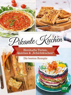 Pikante Kuchen von Stocker Verlag