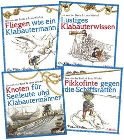 Pikkofintes Welt 1 (KJM Minis Box 01) von von der Bank,  Jan
