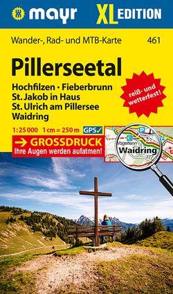 Pillerseetal XL von KOMPASS-Karten GmbH